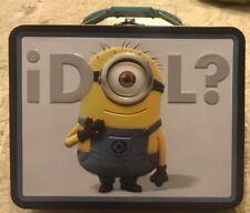 Despicable Me Minion Tin Box Nwt