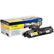 Brother TN-326Y (rendement : 3,500 pages) CARTOUCHE TONER JAUNE