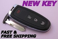 OEM FORD smart keyless 4 btn remote fob transmitter M3N5WY8609 +NEW KEY INSERT