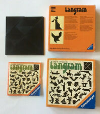 Ravensburger Original Chinapuzzle Tangram Vintage Shapes Puzzle Vintage 1976