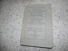 1880.Dernier mot des prophéties.2e partie inédite.Adrien Peladan