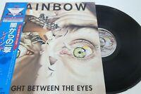 RAINBOW OBI Vinyl JAPAN LP used Record  LP 1273