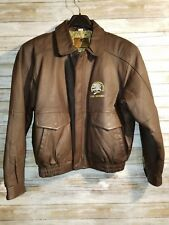 LIFE MEMBERS LEATHER MENS L JACKET