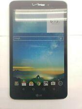 "LG G Pad VK810 8.3"" Full HD 16GB, Wi-Fi + 4G (Verizon), 8.3in - Black *BAD ESN*"