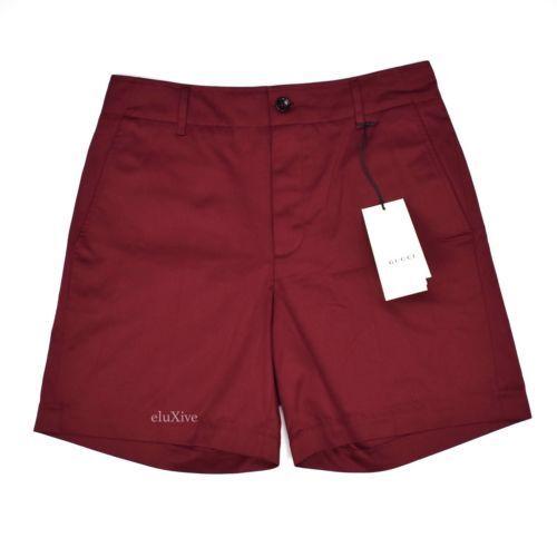 d0b9f8e19bcfa Sell Gucci Solid 100% Cotton Shorts for Men   eBay