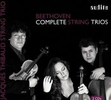 Complete String Trios, New Music