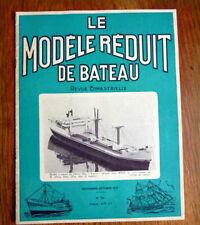 LE MODELE REDUIT DE BATEAU N° 185 Plans du porte helicoptère Léningrad....;