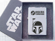 Star Wars Boba Fett Helmet Bounty Hunter Bantha Metal Case