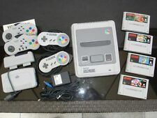Nintendo SNES+Zubehör, Donkey Kong, Super Mario W. usw... =>Back to the Roots<=