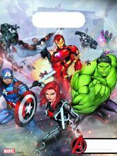 Avengers Partytüten 6 Stück Partydeko Superhelden Marvel Avengers Party Deko