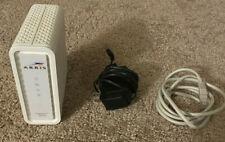 ARRIS Surfboard SB6183 686 Mbps Cable Modem, White
