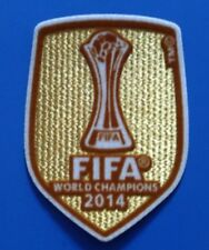 2014  FIFA World Cup Barcelona Real Madrid FC Patch Badge Soccer Badge Messi