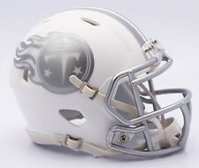 Tennessee Titans NFL Ice remplaçant Riddell Mini Speed casque
