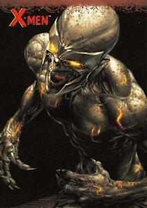 CALIBAN / X-Men Archives (Rittenhouse Archives 2009) BASE Trading Card #08