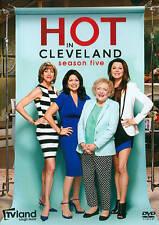 Hot in Cleveland: Season Five (DVD, 2014, 3-Disc Set)