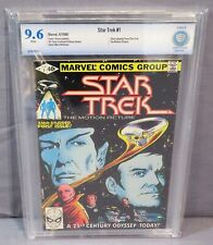 STAR TREK #1 Motion Picture Movie Adaptation CBCS 9.6 NM+ 1980 Marvel Comics cgc