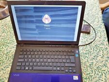 2 Sony Vaio laptops Sony PCG - 61111M &  Sony  PCG-71311M FOR SPARES OR REPAIR