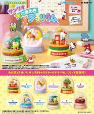 Re-Ment Sanrio Tokimeki Terrarium Komplettes Set Alle 6 Figuren F/S