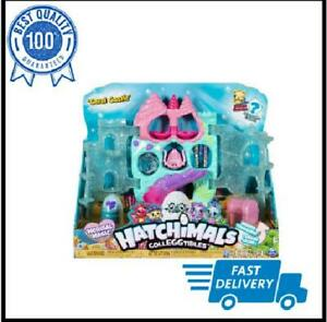 Hatchimals CollEGGtibles, Coral Castle Fold Open Playset, for Kids Aged 5 and Up