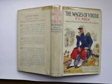PC Wren The Wages of Virtue Reprint in D/J 1949