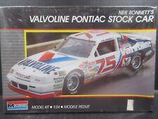 Monogram Neil Bonnett's #75 Valvoline Pontiac Stock Car Model Kit #2787