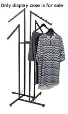"New Retails Vintage 4 Way Boutique Clothing Rack Slant Arms 48""-72""H 3"""