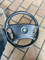 Original BMW 3er E46 Leather Steering Wheel Airbag Streering Wheel 6756079