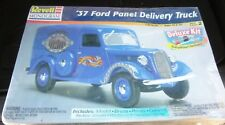 Revell 85-6671 1937 FORD PANEL DELIVERY VAN CIRCUS 1/25 Model Car Mountain FS