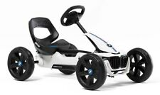 Berg Reppy Bmw Kids Pedal Car Go Kart White 2.5 - 6 Years New
