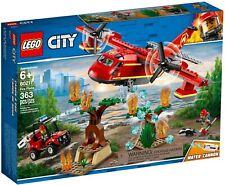 LEGO City 60217 Fire Plane - (Brand New)