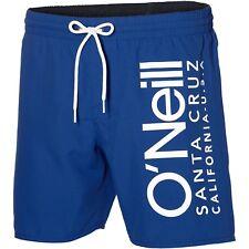 O'Neill Mens PM Cali Regular Fit Polyester Summer Swimwear Swim Shorts M Turkish Sea