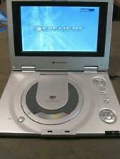 """Element Electronics E850PD Portable DVD Player 8.5"""" w Accessories EX COND"""