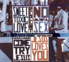 "Jesus Loves You Sweet Toxic Love Uk 12"""