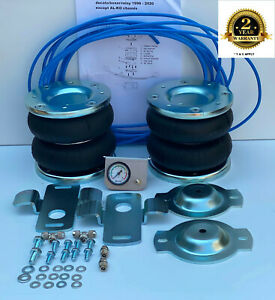 AIR SUSPENSION KIT FIAT DUCATO 1994 - 2021 RECOVERY MOTORHOME DROPSIDE LUTON