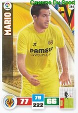 344 mario espana villareal. cf card adrenalyn liga 2016 panini