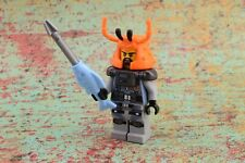 Lego Mini Figure Ninjago Movie Crusher from Set 70632