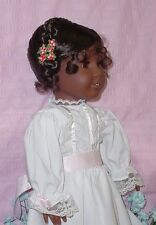 Monique Doll Wig 12/13 fits American Girl, Galoob Baby Face, - Sheila - M. Brown