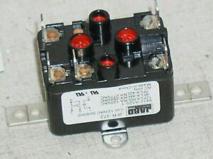 JARD JFR-372 90-372 HVAC FAN RELAY 120 AC VAC COIL SPDT 12A 12FLA 60LRA 120V USA