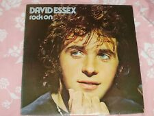DAVID ESSEX ROCK ON CBS RECORDS VERY GOOD CONDITION