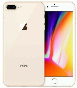 Apple Iphone 8 Plus 256GB Oro Grado A++ Come Nuevo Usado Reacondicionado ES.267