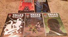 Tales Of The TMNT 2 4 5 6 7 Teenage Mutant Ninja Turtles 2004 Mirage comic lot