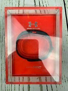 Under Armour UA BAND Fitness Heart Rate Tracker Sleep Bluetooth One Size Black