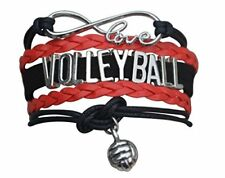 Volleyball Bracelet - Girls Volleyball Jewelry - Gift For Teams & Players