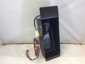 NEW Simplex Fire Alarm 4100-1243 Audio Interface & Shure 596LB Microphone
