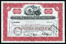 1959 Virginia: Union Bag-Camp Paper Corporation