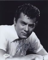 TONY CURTIS SIGNED AUTOGRAPHED PHOTO JSA COA