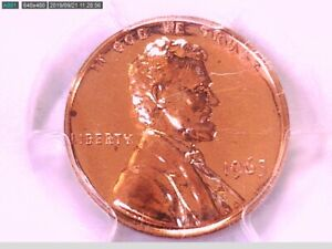 1963 P Lincoln Memorial Cent PCGS PR 66 RD 30679314