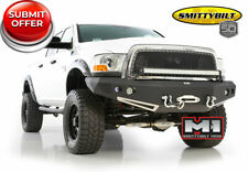 Smittybilt 612800 M-1 Fr Bumper w/FOG LIGHTS for 2006-2009 Dodge Ram 2500/3500
