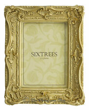 Ornate Swept Shabby Chic Vintage Antique Style Photo Frames 4x4 6x4 7x5 8x6 10x8