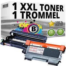TONER+DRUM für Brother DCP-7055w 7057e HL2130 HL2132e HL2135w FAX 2840 2845 2940